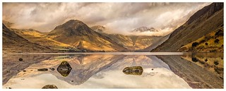 Wastwater Reflecting, Cumbria