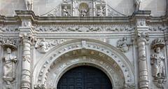 Entry arch, San Agustín de Acolman