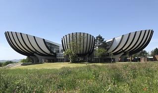 Campus de croix-rouge (Reims) - Amphithéâtres