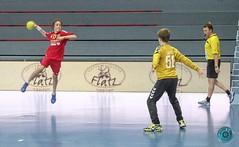 ÖM U12M Finale (12 von 38) (Andreas Edelbauer) Tags: öms 2018 handball uhk usvl krems langenlois u12m hard wat fünfhaus