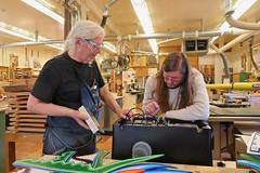 Creating the Art Float - Tam Makers - April 2018 - Photo - 102