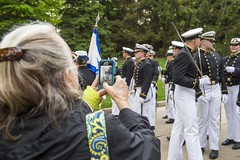 180521-G-XO367-135 (US Coast Guard Academy) Tags: corpsofcadets uscoastguardacademy newlondon connecticut cadets officers academy barger pettyofficernicolefoguth rearadmjamesrendon usa