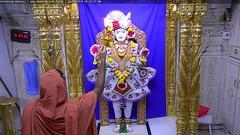 Ghanshyam Maharaj Shringar Darshan on Tue 22 May 2018 (bhujmandir) Tags: ghanshyam maharaj swaminarayan dev hari bhagvan bhagwan bhuj mandir temple daily darshan swami narayan shringar