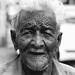 Old Man in Karnataka