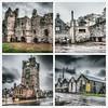 On This Day: 23rd April 2011 (FotoFling Scotland) Tags: clocktower balveniedistillery balveniecastle dufftown castle distillery