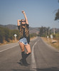 Sesion Exteriores (gonzalofrez) Tags: portra po re fuj portrait gi girl model urban chile chilena