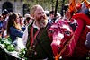 St George's Day 2018 - 01 (garryknight) Tags: sony a6000 on1photoraw2018 london creativecommons ccby30 stgeorgesday stgeorge patronsaint england celebration trafalgarsquare