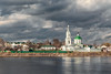 St. Catherine's women's Orthodox monastery (Unicorn.mod) Tags: 2018 spring landscape city tver april colors monastery river clouds sky autofocus canoneos6d canonef24105mmf4lisusm canon outdoor
