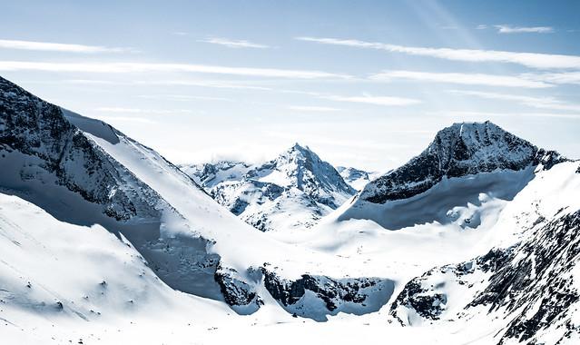 The Alps of Sunnmøre