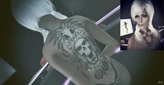Ethnic (SoliCaproni) Tags: tags arabic tattoos event tmp maitreya belleza rezology hair mesh