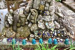 Paradise Garden 36 (Krasivaya Liza) Tags: paradisegarden paradise garden gardens howardfinster howard finster folk art artist junk junkyard kitsch funky fun folksy artistic mosaic summerville ga georgia