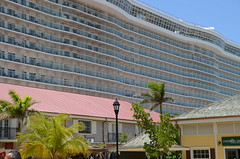 Not a building (Paul Cook59) Tags: ship boat cruise cruising port jamaica caribbean building