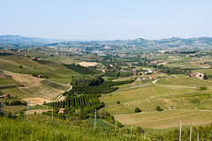 Barolo (maxmene70) Tags: italy landscape sun wine barolo canon sky clouds wide nature