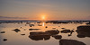 Beautiful Sunset in Mauritius (Naren_) Tags: sunset sundown rocky ocean coast twilight dusk evening horizon nature landscape clouds reflection orange colorful island mauritius sail world travel shore naturephotography scene view scenery rocks dramatic