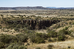 Interesting rock formation (Wildeye Photography) Tags: nature landscape rockformation trees grass grasslands