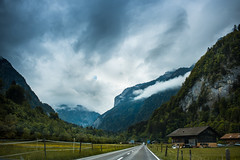 Foggy roadtrip days (Mikel.L.Ruiz) Tags: foggy roadtrip days switzerland grindelwald mikel lopez ruiz