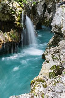 Slowenien - Soca