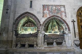 Catedral Vieja de Salamanca, transepto