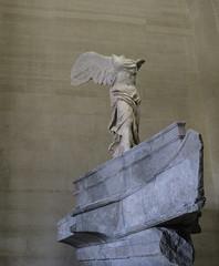 NIKE (SalvoSimon3) Tags: nike statue paris louvre art