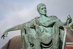 Constantine The Great - York UK (Gemma Photo Freak) Tags: constantinethegreat constantine york minster roman emporer nikon d7100 135 ais manual focus lens 135mm