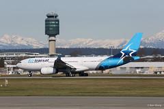Air Transat A330-200 C-GUBH (bswang) Tags: a332 cgubh tsc yvr