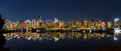 Coal Harbour (pooja.anoop) Tags: vancouver vancouverbritishcolumbia vancouverbc britishcolumbia bc visitvancouverbc vancouverlookout cityskyline skyline panorama panromicview curiocityvancouver coalharbour stanleypark vancouverrowingclub vancouverskyline nikonusa curiocityvan vancitywild vancouverparks explorevancouver tourismbc bccanada canada canadaphotography bcphotography vancouverphotography vancouvercity canadatrip canadatravel reflection reflectionskyline harbour harbourphotography architecture buildings light citylight lit visitcanada britishcolumbiacanada traveltales travelblog vancouverbc beautifulvancouver thatbclife