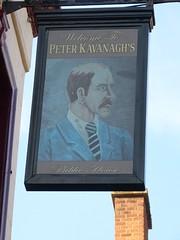 Pub Sign - Liverpool, Egerton Street [Peter Kavanagh's] 180222 (maljoe) Tags: pubsign pubsigns publichouse pub pubs inn inns tavern taverns liverpool
