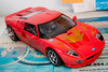 DSC_2143 (Quantum Stalker) Tags: transformers alternators ford gt licensed sdcc exclusive hot rod mirage rodimus binaltech kiss players syao scale 124 gun stripes headlights autobot cybertron