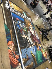 ACen Mural, Cool (blueZhift) Tags: animecentral2018 acen 2018 cosplay anime manga comics videogames costume cartoons scifi fantasy