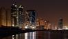 Dubai Marina Beach, 15.05.2018 (-cg86-) Tags: dubai skyline beach marina uae vae skyscrapers marinabeach jumeirahbeach persiangulf persichergolf