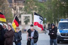 dlelkl9995 (Felix Dressler) Tags: hagida hannover kundgebung pegida opernplatz neonazis gemeinsamstarkdeutschland