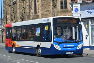 36089 NK59 BNN Stagecoach North East