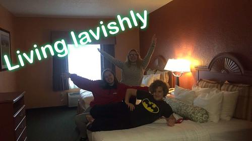 Living Lavishly