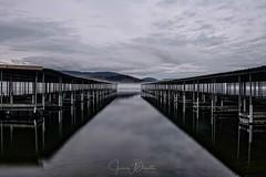 Lake Placid Fog-2-1524884820799 (Jeremie Doucette) Tags: lakeplacid lake docks fog adirondacks water boating