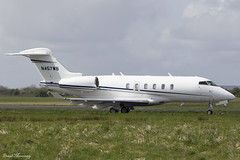 Regis Funding V LLC. Challenger 350 N457WB (birrlad) Tags: shannon snn international airport ireland aircraft aviation airplane airplanes bizjet private passenger jet taxi taxiway takeoff departing departure runway regis funding v llc bombardier inc bd1001a10 cl35 challenger 350