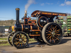 Beamish 2018 (Ben Matthews1992) Tags: beamish museum 2018 county durham britain england old vintage historic preserved preservation vehicle transport haulage rally show fowler 13138 finella su884 barrack