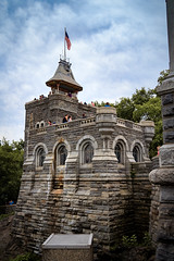 Belvedere Castle (crybaby75) Tags: 2017 newyork nyc usa belvederecastle summer nyár june június canon 1300d canoneos1300d castle centralpark 1785 efs1785mm efs1785 efs1785isusm architecture sights landmarks manhattan park cityscape