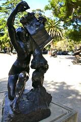 """Orpheus,"" Rodin Sculpture Garden (ali eminov) Tags: paloalto california universities stanforduniversity museums cantorartscenter sculptors augusterodin rodinsculpturegarden sculptures orpheus"