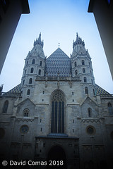 Wien - Domkirche St Stephan (CATDvd) Tags: nikond70s austria àustria österreich republicofaustria repúblicadàustria repúblicadeaustria republikösterreich viena vienna wien march2018 catdvd davidcomas httpwwwdavidcomasnet httpwwwflickrcomphotoscatdvd architecture arquitectura building edifici edificio catedral cathedral catedraldesanestebandeviena catedraldesantesteve catedraldesantestevedeviena domkircheststephan ststephenscathedral stephansdom