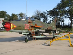 "Sukhoi Su-22 UM 1 • <a style=""font-size:0.8em;"" href=""http://www.flickr.com/photos/81723459@N04/40205210390/"" target=""_blank"">View on Flickr</a>"