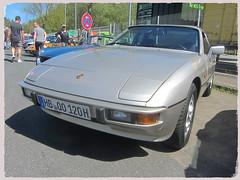 Porsche 924 (v8dub) Tags: porsche 924 allemagne deutschland germany german niedersachsen debstedt pkw voiture car wagen worldcars auto automobile automotive youngtimer old oldtimer oldcar klassik classic collector