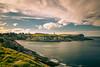 Santander - Faro Cabo Mayor (popmarttour) Tags: architectureetbatiments batiments cantabrie cielmétéo espagne falaise mer natureetpaysages nuages paysages phare santander