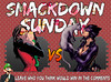 Smackdown Sunday- Mother's Day Edition- Spider-Woman VS Catwoman (Luigi Fan) Tags: mom mothers day dc comics marvel spider woman catwoman vs