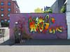 wall art (chrisinplymouth) Tags: art painting spraypaint stonehouse plymouth devon england uk cw69x graffiti tag wall wallart xg