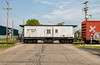 OHCR 556 - Hebron, OH (Wheelnrail) Tags: oc ohio central train trains ge b23s7 local industrial park rail road hebron oh caboose shoving platform spring 3185 general electric rails plastics