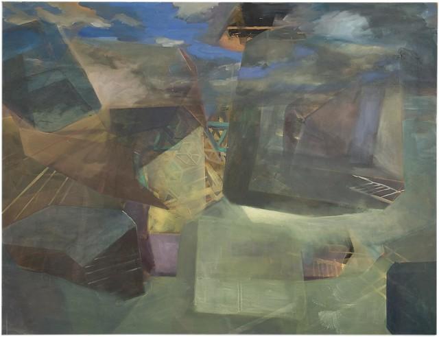 CaTbal, 130 x 170 cm,Eggtempera/Oil-Pigments,  2009