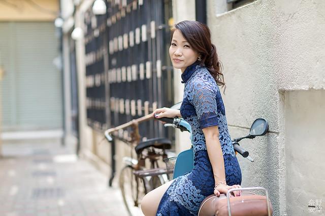 台南親子旗袍寫真 11