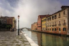 Venezia: POV - 48 (Roberto Defilippi) Tags: 2018 312018 rodeos robertodefilippi nikond7100 tokina1116mmf28 venezia venice cityscape arsenale clouds tripod treppiede