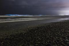 Red Tide At Night (slworking2) Tags: sandiego redtide encinitas pontobeach bioluminescent phytoplankton bioluminescence blue surf beach tide waves glow night ocean pacificocean
