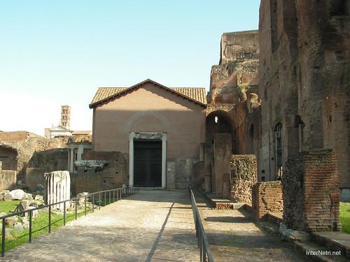 Римський форум, Рим, Італія InterNetri Italy 512